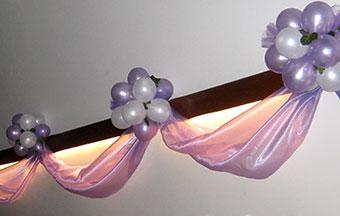 Der Ballonexpert Hochzeitsdekorationen Ballonherzen